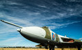 Vulcan Bomber Stock Photography