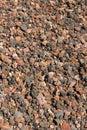 Vulcanic rock texture from mount etna italy Stock Photos