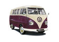 VW Campervan T1 Stock Images