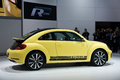 Vw at chicago auto show the fvw beetle gsr the on february first staged in the is the largest in Stock Images