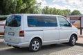 VW Transporter T5 van Royalty Free Stock Photo