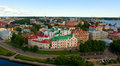 Vyborg, Russia Stock Photo