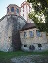 Würzburg - castle - Germany Royalty Free Stock Photo