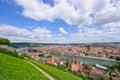 Würzburg, Germany Royalty Free Stock Photo