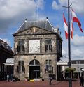 Waag building in Gouda, the Netherlands Royalty Free Stock Photo