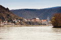 Wachau at danube river Royalty Free Stock Photography