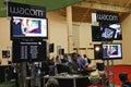 Wacom at Photoshop World Conference & Expo Royalty Free Stock Photos