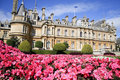 Waddesdon manor country house buckinghamshire uk Stock Photos