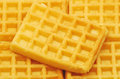 Wafers background Stock Photos