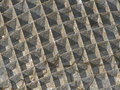Waffle Stone Background Royalty Free Stock Photo