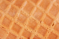 Waffle texture close up for your design Royalty Free Stock Photo