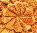 Waffles Royalty Free Stock Images