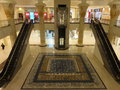 Wafi Mall in Dubai, UAE Stock Photos