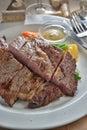 Wagyu steak Royalty Free Stock Photo