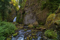 Wahclella falls Falls in the Columbia River Gorge