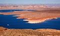 Wahweap Bay Lake Powell Glen Canyon Arizona Royalty Free Stock Photo
