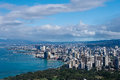 Waikiki Royalty Free Stock Photo