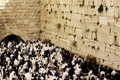 Wailing Wall in Jerusalem Royalty Free Stock Photo