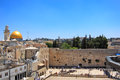 Wailing Wall, Jerusalem Israel Royalty Free Stock Photo