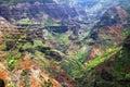 Waimea Canyon, Kauai, Hawaii Royalty Free Stock Photo
