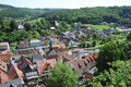 Waischenfeld Village Royalty Free Stock Photos