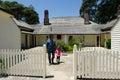 Waitangi Treaty Grounds Royalty Free Stock Photo
