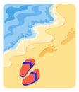 A Walk on the Beach/eps