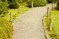 Walking Path Royalty Free Stock Photo