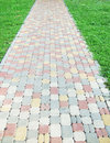 Walkway Royalty Free Stock Images