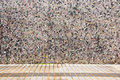 Wall background and granite tile