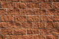 Wall bricks background  Stock Images