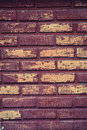 Wall bricks old texture and background Stock Image