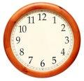 Photo : Wall clock mouse clock