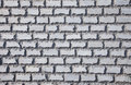 Wall covered with a decorative brick Royalty Free Stock Photos