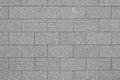 Wall of granite blocks Royalty Free Stock Photo