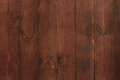 Wall made of wooden planks close up Royalty Free Stock Photo