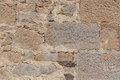 Wall old aged brick stone Royalty Free Stock Photography