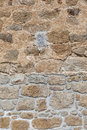 Wall old aged brick stone Royalty Free Stock Photos
