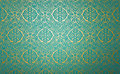 Wall paper with fabric pattern Royalty Free Stock Photo