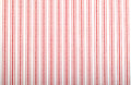 Wall paper with red striped pattern Royalty Free Stock Photo