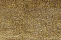 Wall of small gold plates Royalty Free Stock Photo