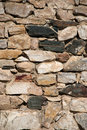 Wall from stone Royalty Free Stock Photography