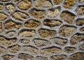 Wall stone background as in a beautiful modern design Royalty Free Stock Photography