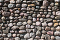 Wall of stones big background Royalty Free Stock Image
