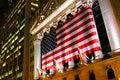 Wall Street, NYSE Royalty Free Stock Photo