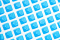 Wall of swimming pool Royalty Free Stock Photo