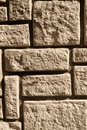 Wall texture stones abstract background that can be used as a wallpaper stone with close up Royalty Free Stock Photography