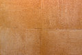 Wall texture Travertine orange brown square Paint background. Royalty Free Stock Photo