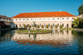 Wallenstein Palace and Garden in Prague, Czech Republic Royalty Free Stock Photo