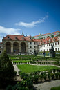 Wallenstein palace in Prague Royalty Free Stock Photos